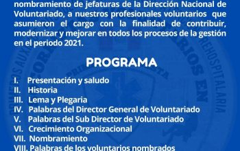 CEREMONIA DE ASIGNACION DE JEFATURAS
